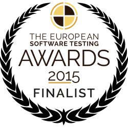 TESTAwards Finalist