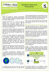 Satellite Network Emulation TB Thumb1